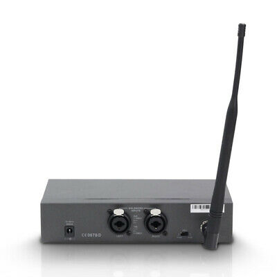 LD Systems MEI 1000 G2 Wireless In-Ear Monitoring System (NEW) • 242.06£