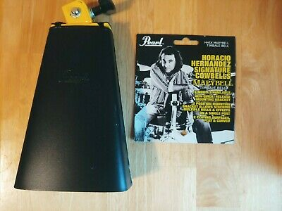 Pearl HH5X Horacio Hernandez Signature Cowbell - Marybell Timbale W/ QR Bracket • 22.47£