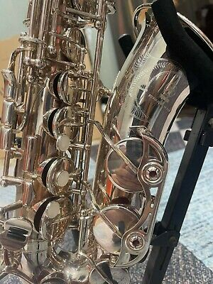 Yamaha YAS-62 S  Alto Saxophone Silver Plated_ Send Me Offer • 1,988.87£
