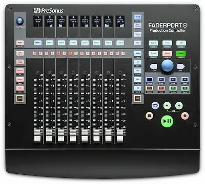 PreSonus FaderPort 8 Mix Production Controller with Studio One Artist Software