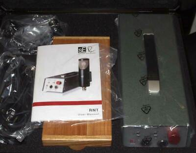 New In Box! SE Electronics / Rupert Neve Designs RNT Tube Microphone
