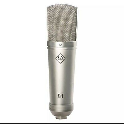 Vintage Sounds Mic FC1 MKII Condenser Microphone Studio Mic Podcast Golden Age