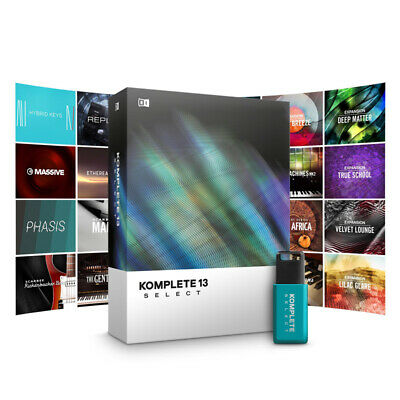 Native instruments Komplete 13 Select (NEW)