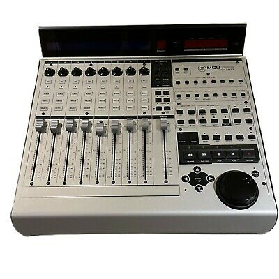Mackie MCU Pro Universal Control Surface in immaculate condition