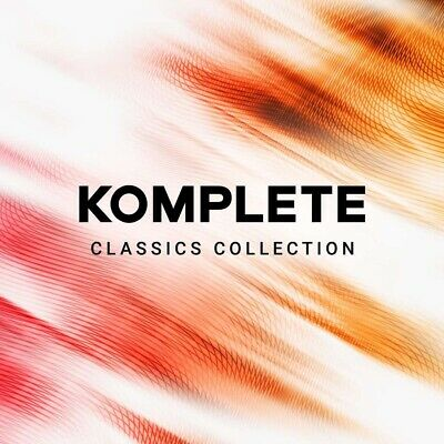 Komplete Classics Collection (Brand New Serial)