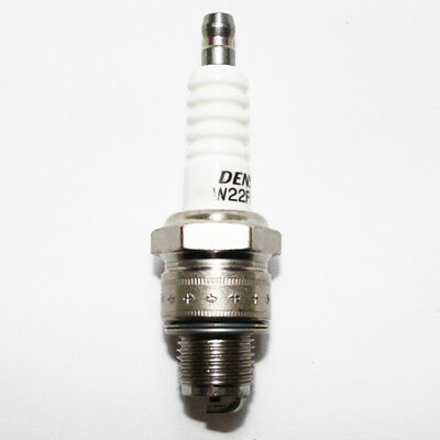 Denso W22FS-U Pack Of 4 Spark Plugs Replaces 067600-6851 09482-00083 • 7.27£