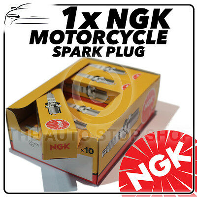 1x NGK Spark Plug For YAMAHA  50cc RD50M/MX 86->89 No.5110 • 2.67£
