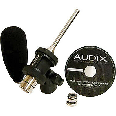 Audix TM1-PLUS Test & Measurement Microphone NEW! FREE 2-DAY DELIVERY! • 315.14£