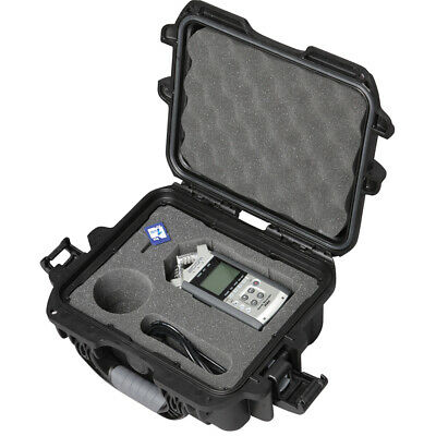 Gator Waterproof Case For Zoom H4n Custom Fitted Foam For Recorder • 67.73£