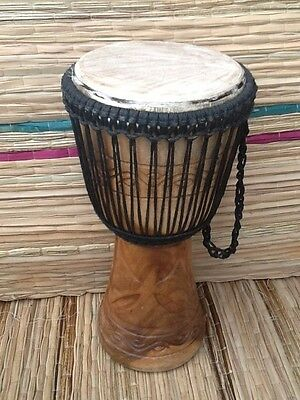 Genuine African Professional 11  Djembe  • 95£