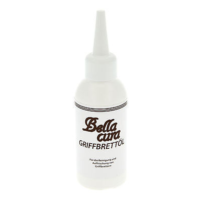 Fingerboard Oil, By Bellacura, 75ml, For Violin, Viola, Cello, Bass, Uk Seller! • 19.95£