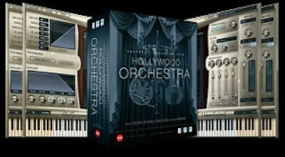 New EastWest East West Hollywood Orchestra Gold Sample Library EDelivery • 380.35£