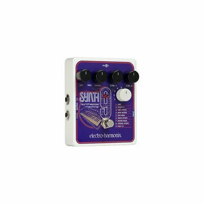 Electro-Harmonix Synth9 Synthesizer Machine - Gitarren Effekt • 198.91£