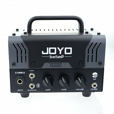 JOYO BanTamP Zombie Tube Guitar Amp 20 Watt - Black • 124.34£