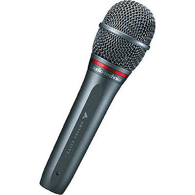Audio-Technica AE4100 Cardioid Dynamic Vocal Microphone NEW FREE 2DAY SHIPPING! • 147.18£
