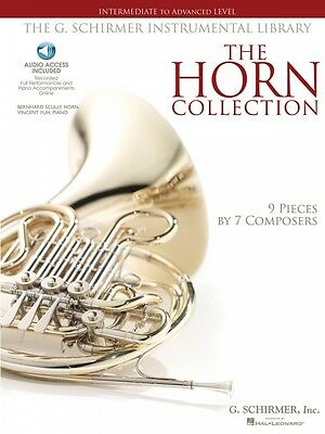 The Horn Collection Intermediate To Advanced Level G. Schirmer 050486152 • 12.39£