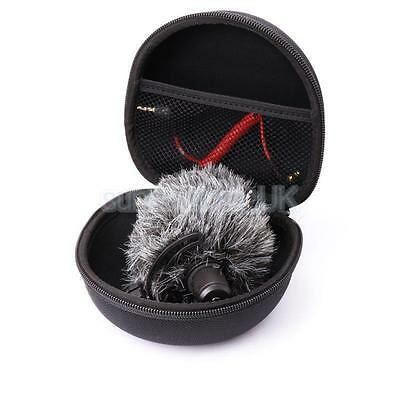 Carrying Bag Case For RODE VideoMic Lapel Microphone Mini Lavalier Mic • 11.76£