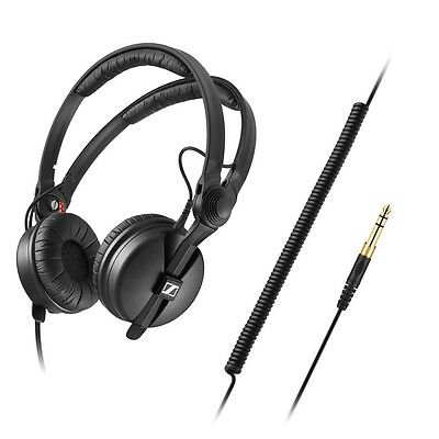 Sennheiser HD 25 Plus Closed-Back On-Ear Studio Headphones • 143.46£