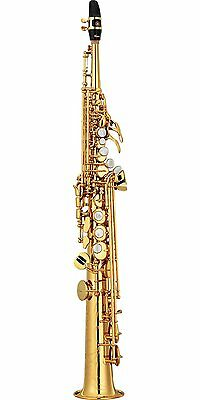 Yamaha Custom YSS-82Z Professional Soprano Saxophone With Straight Neck Lacquer • 3,317.38£