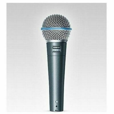 Shure BETA58A Handheld Dynamic High Output Close Up Live Vocal Microphone • 114.53£