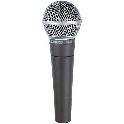 Shure SM58-LC Vocal Microphone • 75.79£