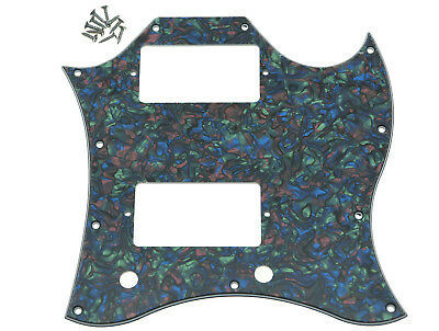 Abalone Pearl Standard SG SPECIAL Guitar Full Face Pickguard for Gibson SG