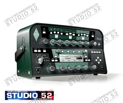 KEMPER PROFILING GUITAR Preamp Model - BRAND NEW STOCK! With Foot Remote Unit! • 2,649.07£