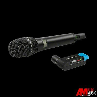 Sennheiser AVX Digital Wireless Microphone System - 835 Handheld Set New 2Day De • 638.69£