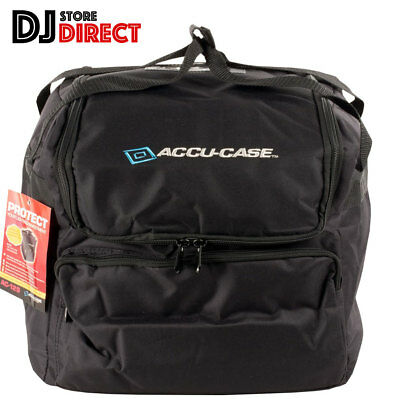 Accu-case ASC-AC-125 Padded Soft Case Protective Carry Bag For Lighting Fixtures • 24.99£