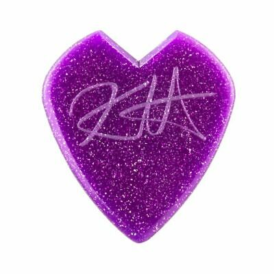 Dunlop Kirk Hammett Signature Jazz III Picks, Refill Pack, 6 Pcs., Purple Spark • 6.25£