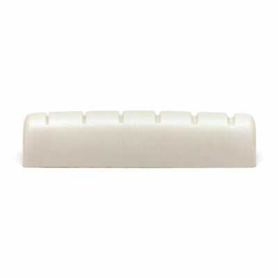 Graph Tech TUSQ XL Epiphone (Pre 2015) Style Slotted Nut (White)