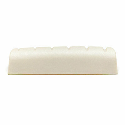 Graph Tech TUSQ Martin Style 1 11/16  Slotted Nut (White) • 10.94£