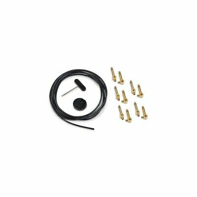 RockBoard PatchWorks Solderless Patch Cable Set - 3 M / 9.8 Ft. Cable + 10 Plugs • 43.87£