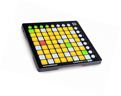 Novation Launchpad Mini MKII Compact USB Grid Controller For Ableton Live • 85.89£