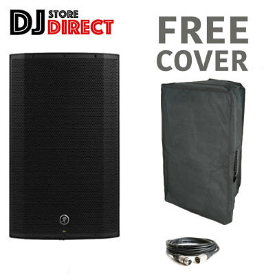 MACKIE THUMP 15  15A V4 1300W Active Powered DJ PA Club Loud Speaker + Cover XLR • 319£