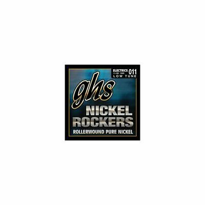 GHS Nickel Rockers - 1300 - Electric Guitar String Set, .011-.058 Low Tune • 8.32£