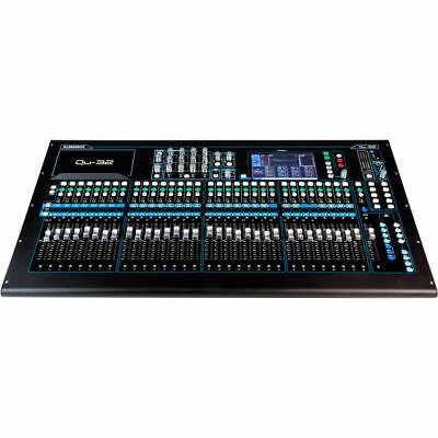 Allen & Heath QU-32C 38 In/28 Out Compact Digital Mixer, Chrome Edition • 2,615.12£