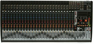 Behringer Eurodesk SX3242FX 28-channel Mixer With Effects, 24 Xenyx Mic Preamps • 596.87£