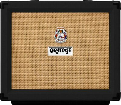 Orange Amplifiers Rocker 15 15W 1x10 Tube Guitar Combo Amplifier Black FREE 2DAY • 608.76£
