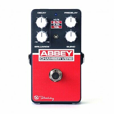 Keeley Abbey Chamber Verb Vintage Reverb • 122.17£