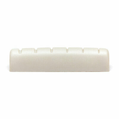 Graph Tech TUSQ XL Epiphone Style Slotted Nut Left Handed (White)