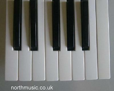 Roland PCR-800, PCR-M80, Fantom FA76, GW7, GW8, Juno DS61, SH-01 Replacement Key • 4.95£