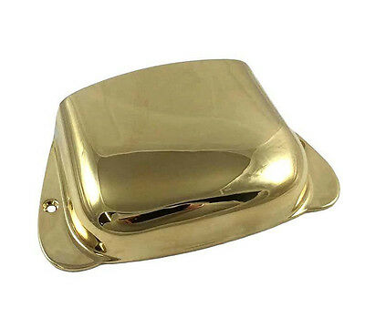 Custom Gold Ashtray Bridge Cover For Vintage Fender Precision/P Bass® PBAC-G • 18.46£