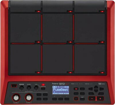Roland Special Edition Percussion Sampling Pad With 16GB Internal Memory Red S • 712.62£