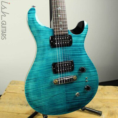 2019 PRS Paul Reed Smith SE Paul's Guitar Aqua • 804.06£