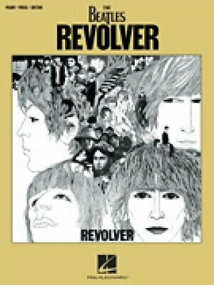 The Beatles Revolver Sheet Music Piano Vocal Guitar SongBook NEW 000295911 • 10.58£