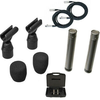 Rode NT5 Matched Cardioid Condenser Microphone Pair W/ Cables  NT5MP NT5-MP NEW! • 347.26£