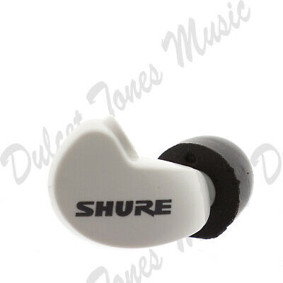 *NEW* Shure SE215 RIGHT EARBUD/DRIVER ONLY White Earphone *1ST CLASS POST* • 36.95£