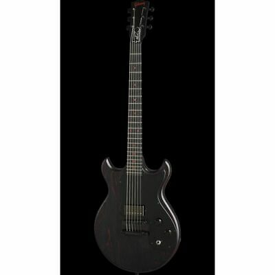 GIBSON Michael Clifford Melody Maker Jet Black Cherry Inkl. Koffer • 884.14£