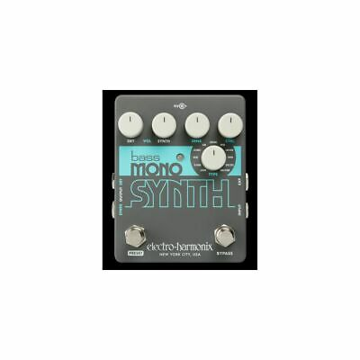 Electro-Harmonix BASS MONO SYNTH Effects Pedal • 113.57£